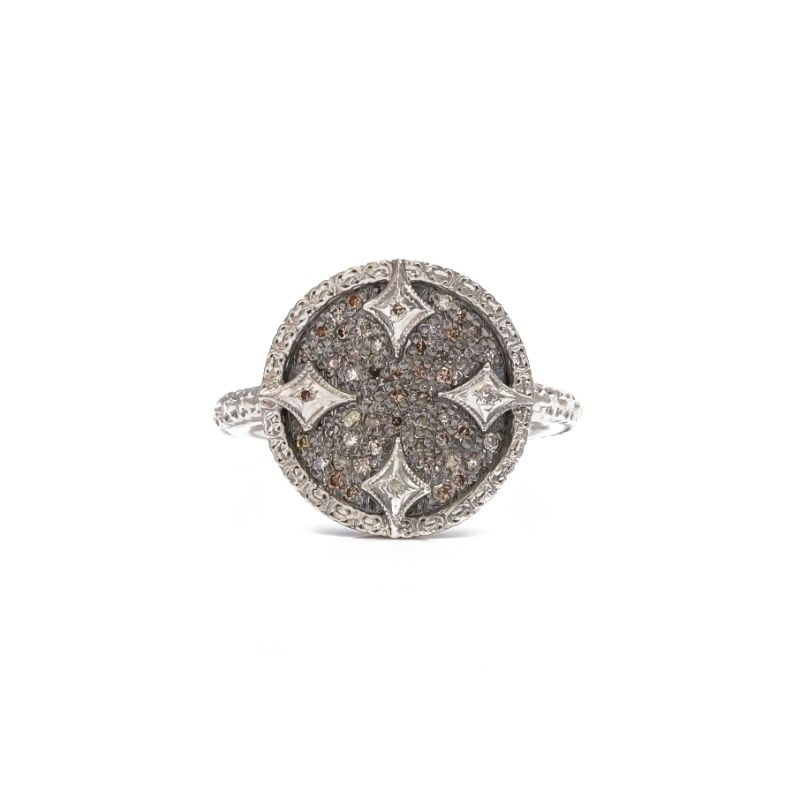 New World Small Circle Constellation Ring