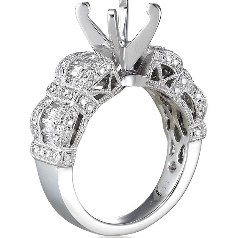 Jye's Diamond Semi Mounting
