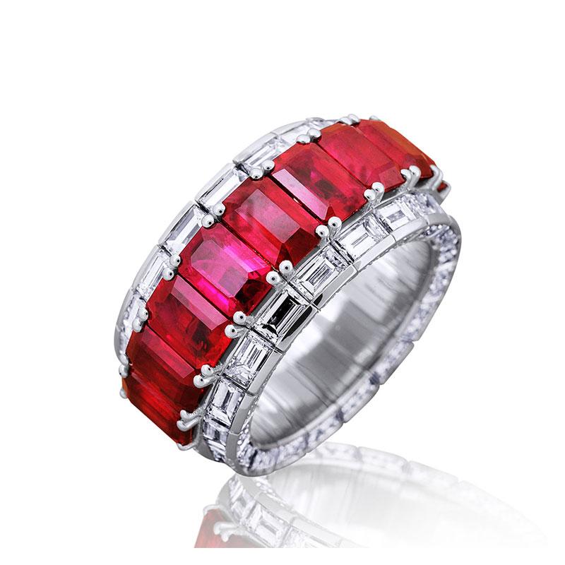 Xpandable™  Ruby ring