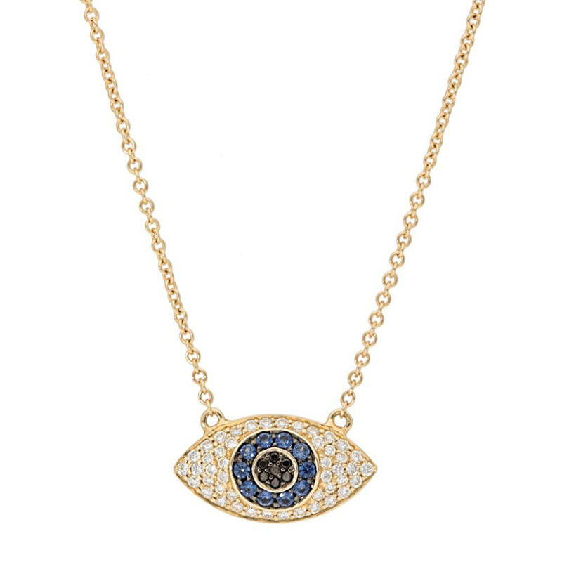 Deutsch Signature Evil Eye Necklace