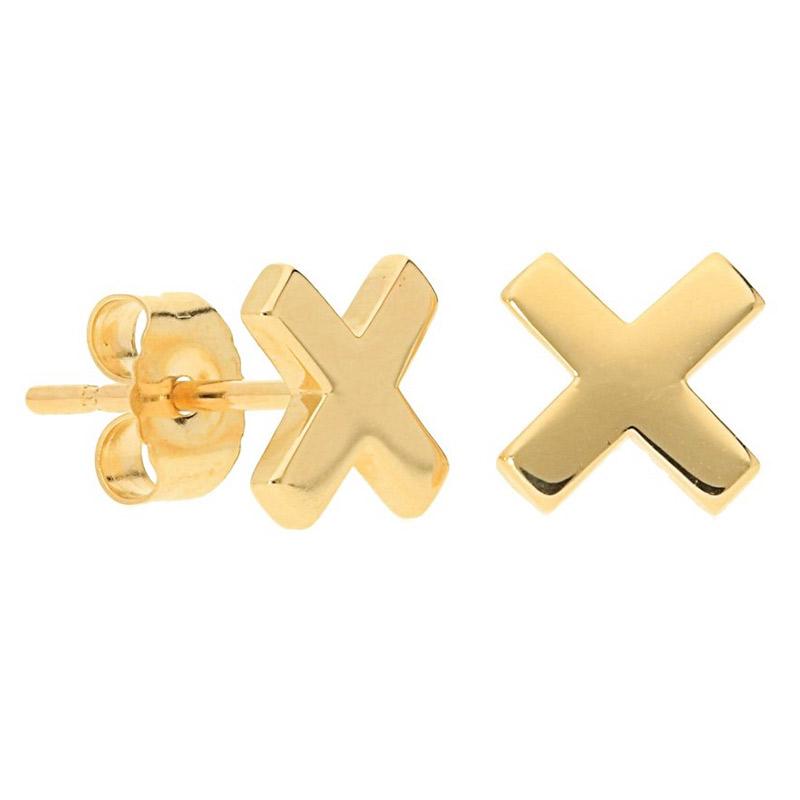 Deutsch Signature X Stud Earrings