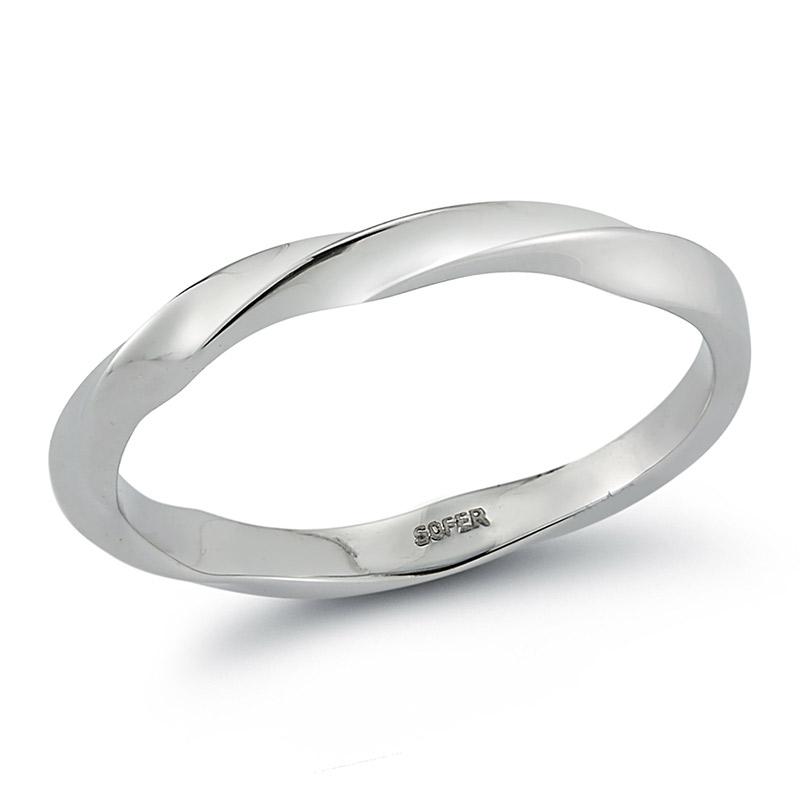 Deutsch Signature Twist Ring