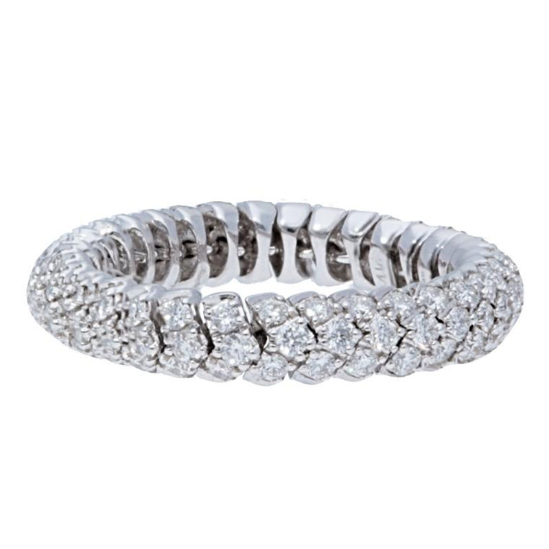 Deutsch Signature Diamond Flexible Eternity Ring
