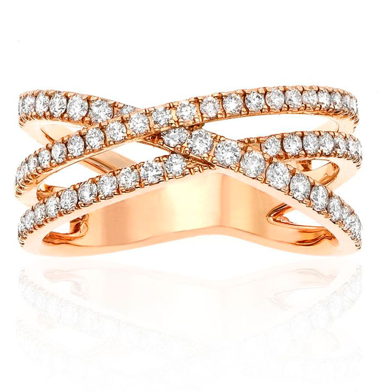 Deutsch Signature Multi Row Crossover Ring
