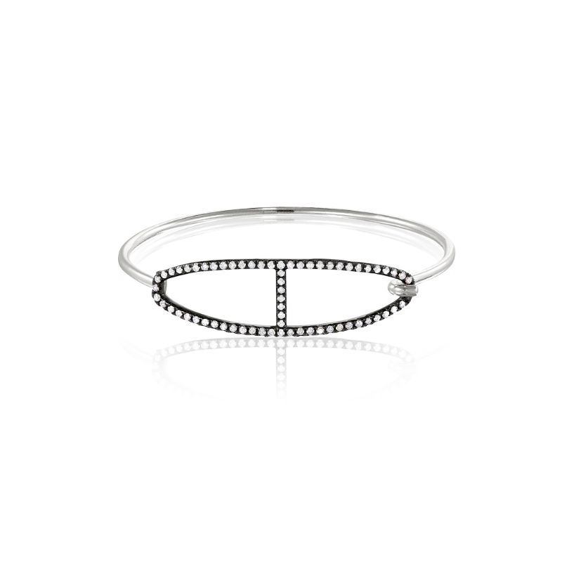 Vincent Peach Kingston Bangle