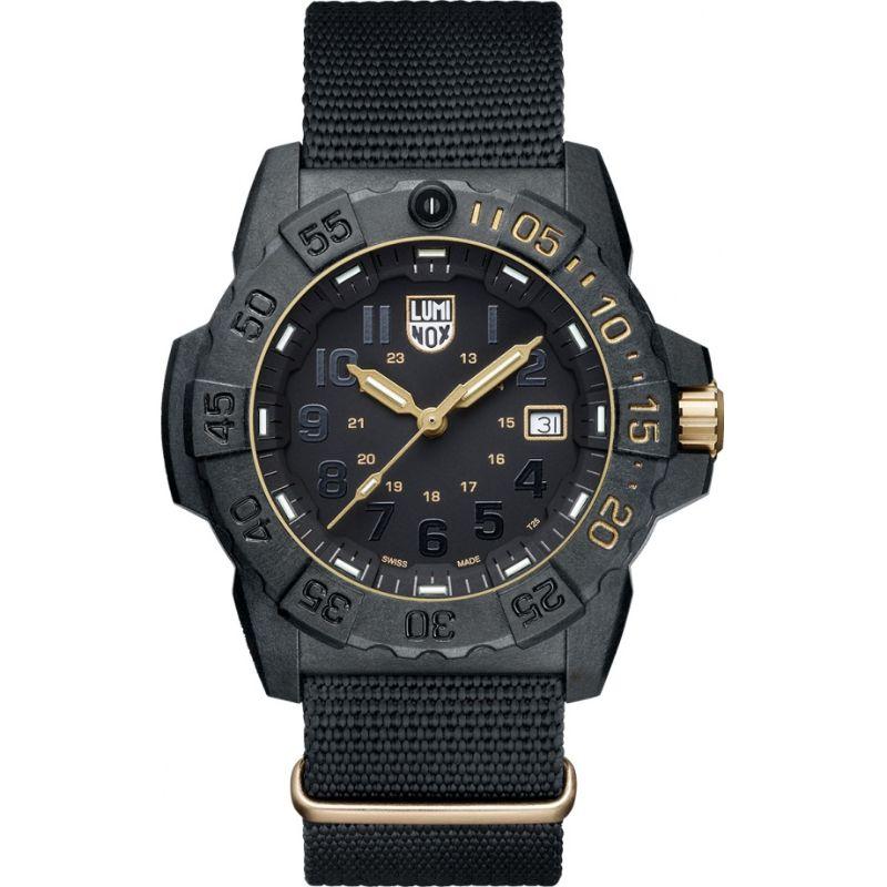 Luminox Discontinued I Luminox Navy SEAL 3501.GOLD.SET
