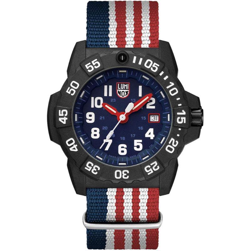 Luminox Patriot  Navy Seal 3500 Series Watch