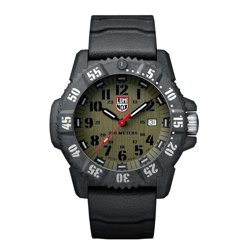 Luminox Master Carbon SEAL, 46 mm, Military Dive Watch - 3813.L