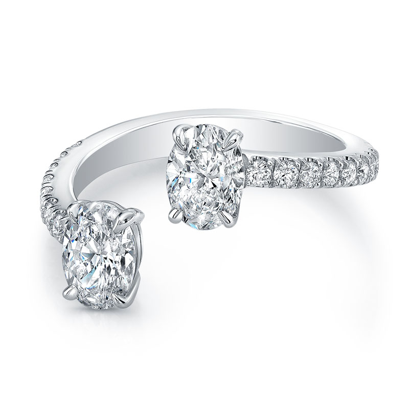 Deutsch Signature Diamond Fashion Ring