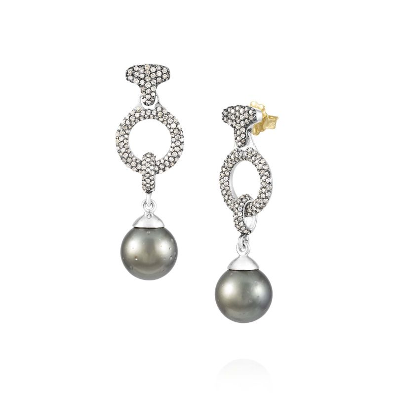 Vincent Peach Le Mors Earring